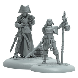 Culverin, The Silver Admiral & Cutlass, Sly Privateer