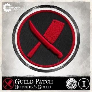 Butcher's Guild Patch