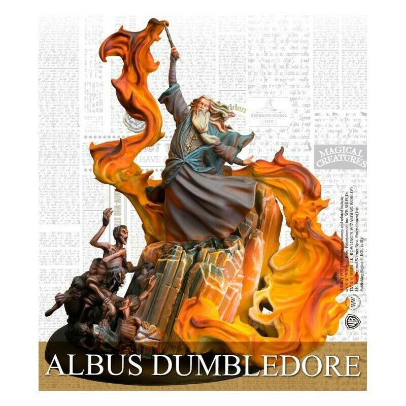 Albus Dumbledore VF