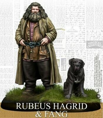 Rubeus Hagrid VO