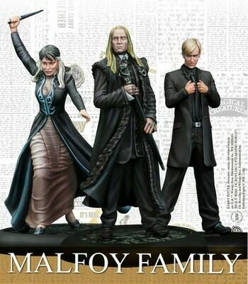 La Famille MALFOY VO