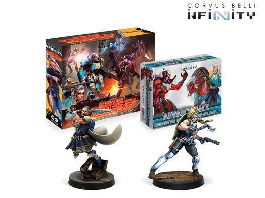 Infinity Gen-Con Bundle