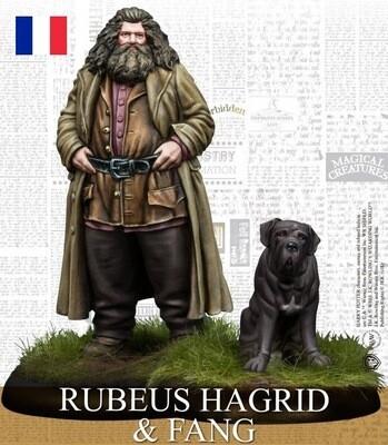 Rubeus Hagrid VF