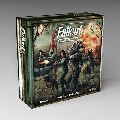 Fallout: Wasteland Warfare - Boite de démarrage deux joueurs (FR)