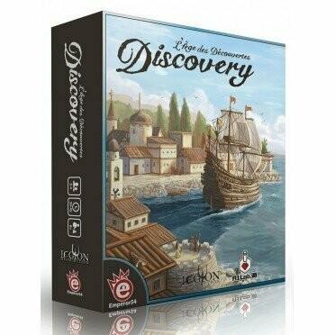 Discovery, L'Age des Découvertes VF