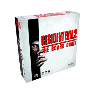 Resident Evil 2 - The Board Game VF