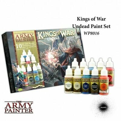 Kings Of War Undead Paint Set