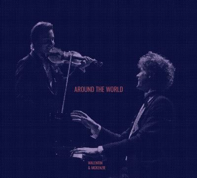 """""""Around the World"""" CD"""