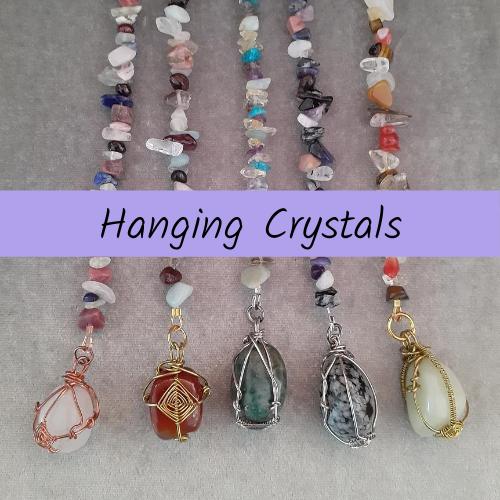 Coming Soon - Hanging Crystals NG004