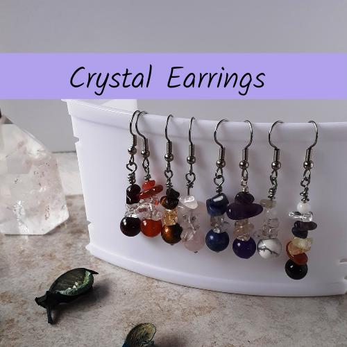 Gemstone Earrings C0002