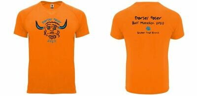 LADIES FIT Dorset Ooser 2020 Half Marathon T-shirt