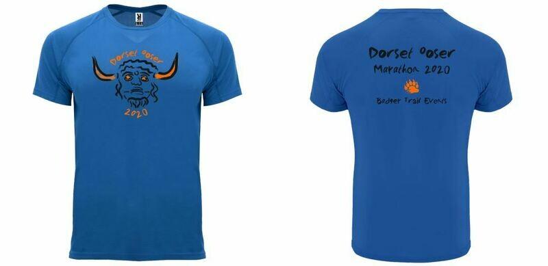 LADIES FIT Dorset Ooser 2020 Marathon Tshirt