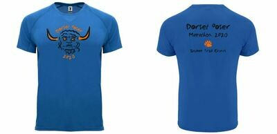 LADIES FIT Dorset Ooser 2020 Marathon Tshirt