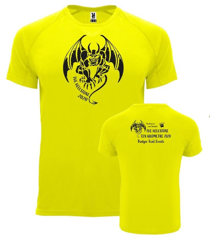 LADIES FIT Hellstone 10km 2020 Tshirt