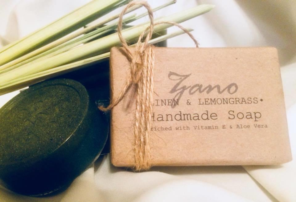Linen & Lemongrass Soap