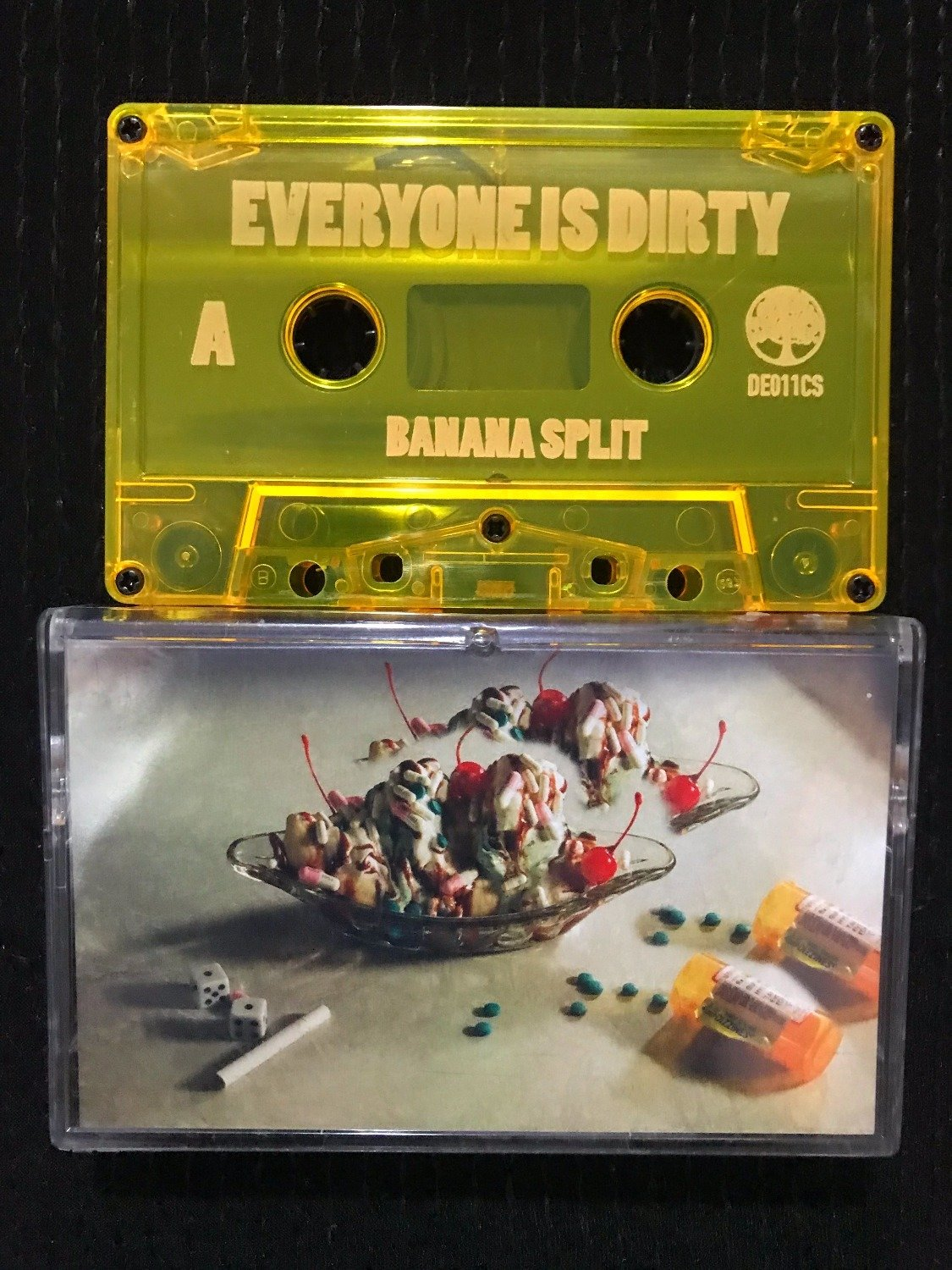 'Banana Split' Cassingle