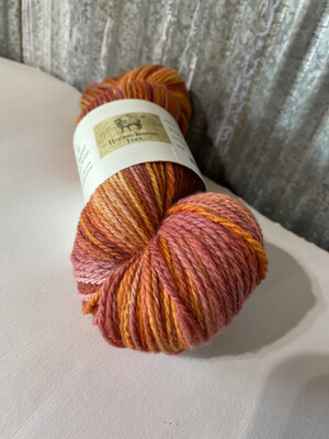 Homegrown Targhee Rambouillet Wool DK Yarn