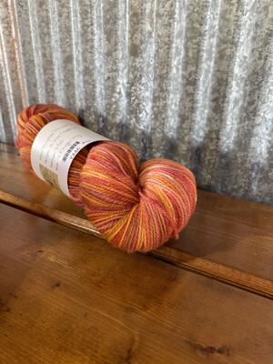 Homegrown Targhee Rambouillet Wool Fingering Yarn