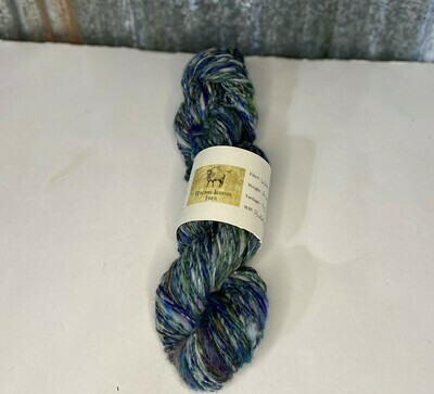 Handspun Bulky Wool Yarn ~ Y503