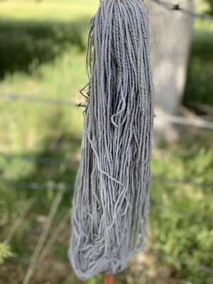 Homegrown Tobacco Root Valley Yarn ~ Granite