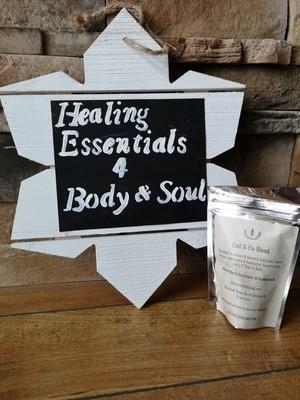 Cold & Flu Blend Bath Salts 125g