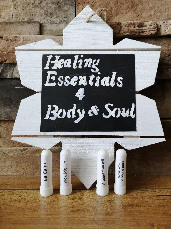 Ground Yourself Aromatherapy Inhalers