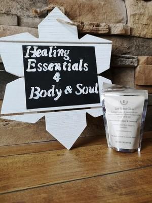 Sore Muscle Soak Bath Salts 125g