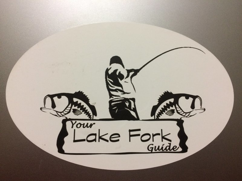 YourLakeForkGuide Decal