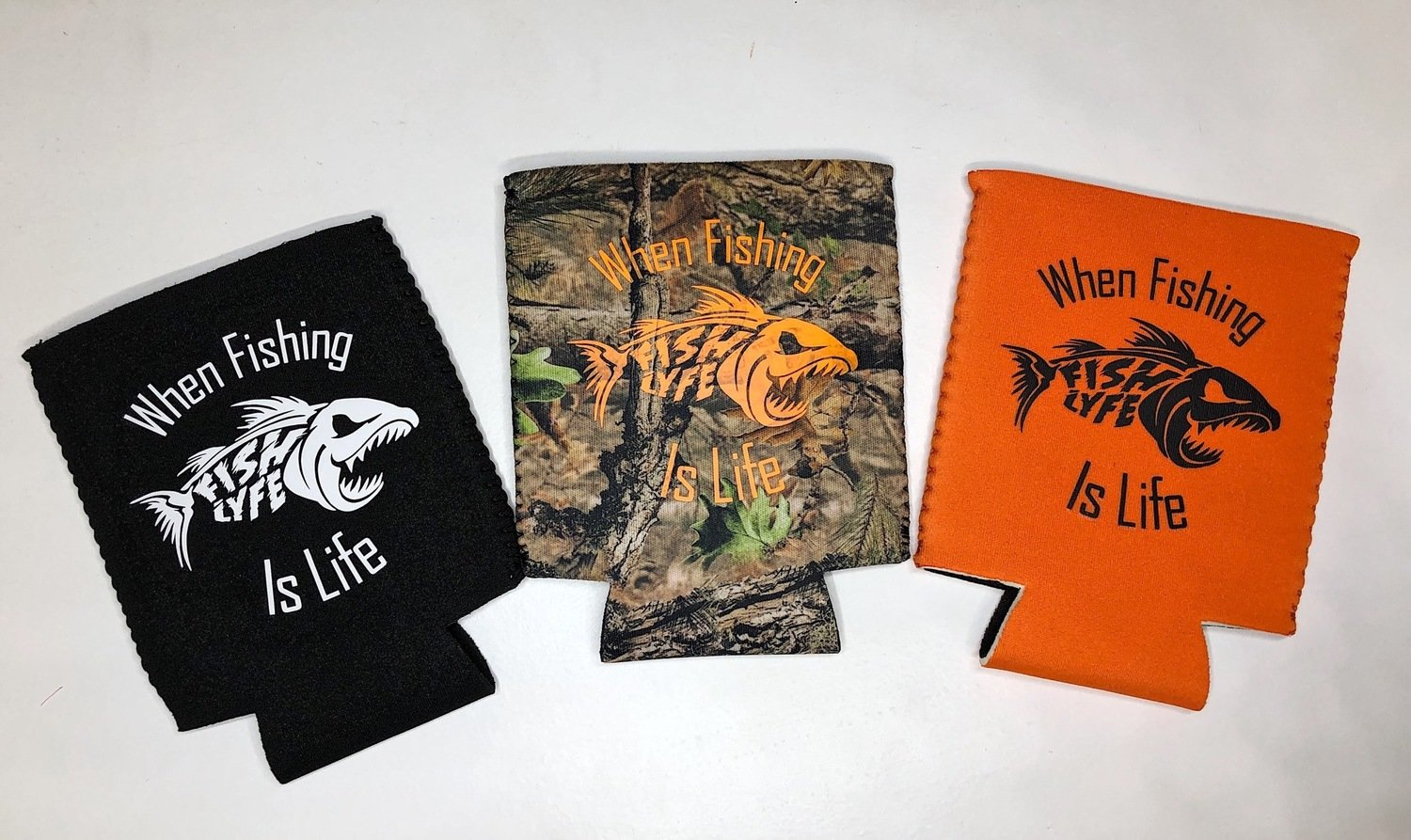 Fish Lyfe Coozies
