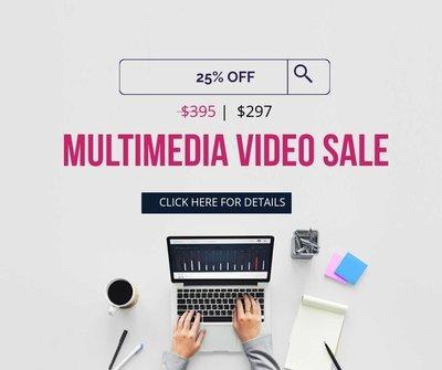 Multimedia Facebook Video Ad