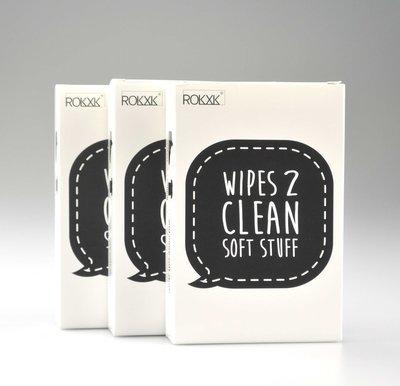 CLEANING WIPES W / 3 x BOX (5 wipes per Box)