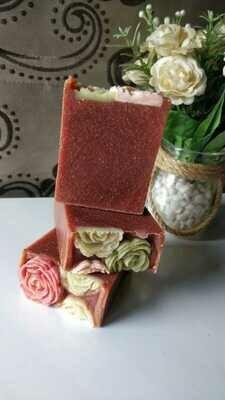 Strawberry Milkshake luxury bar