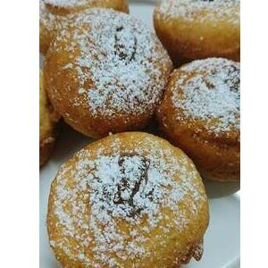 Palmira's Gluten Free Fried Nutella Donuts (6)