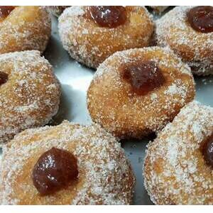 Palmira's Gluten Free Fried Jam Donuts (6)