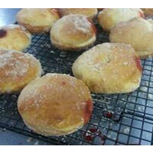 Palmira's Gluten Free Oven Baked Jam Donuts Bulk Pack