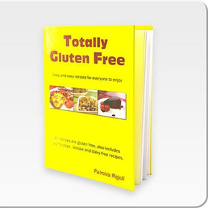 Totally Gluten Free Cookbook