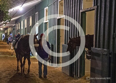 Stakes Barn