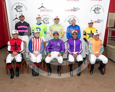 Preakness Jockeys