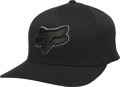 GORRA FOX EPICYCLE FF BLK