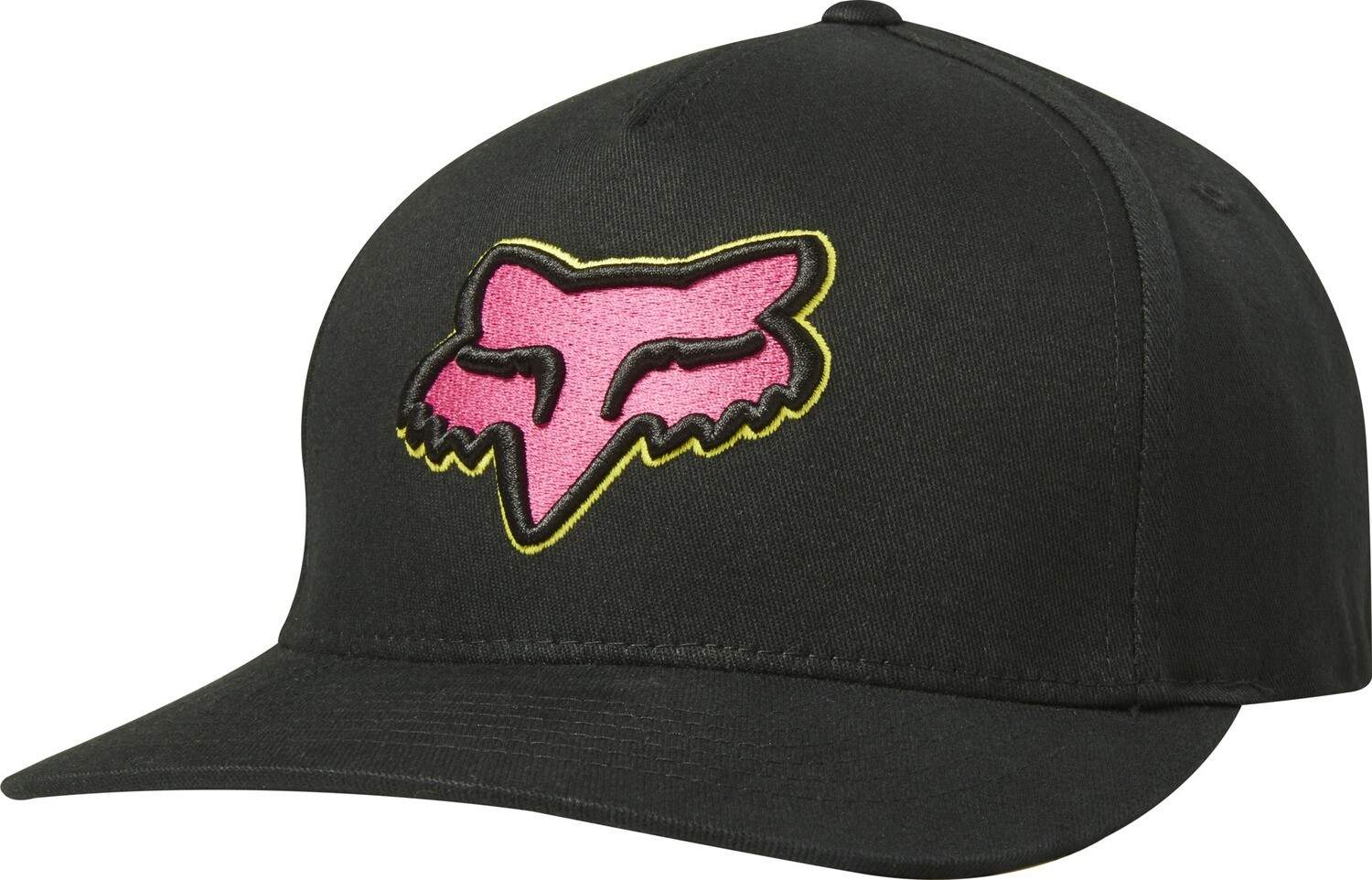 GORRA FOX EPICYCLE FF BLK PINK