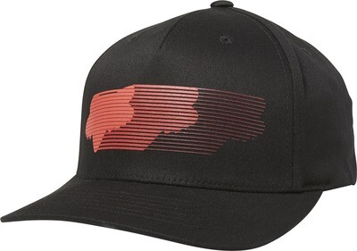 GORRA FOX FADED SB BLK RD