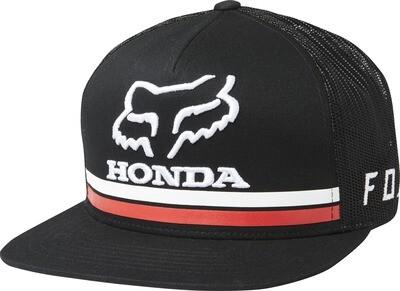 GORRA FOX HONDA SB