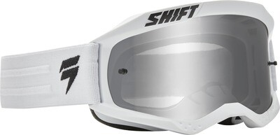 GOGGLES WHIT3 LABEL WHT