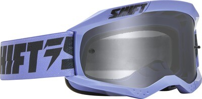 GOGGLES WHIT3 LABEL PUR