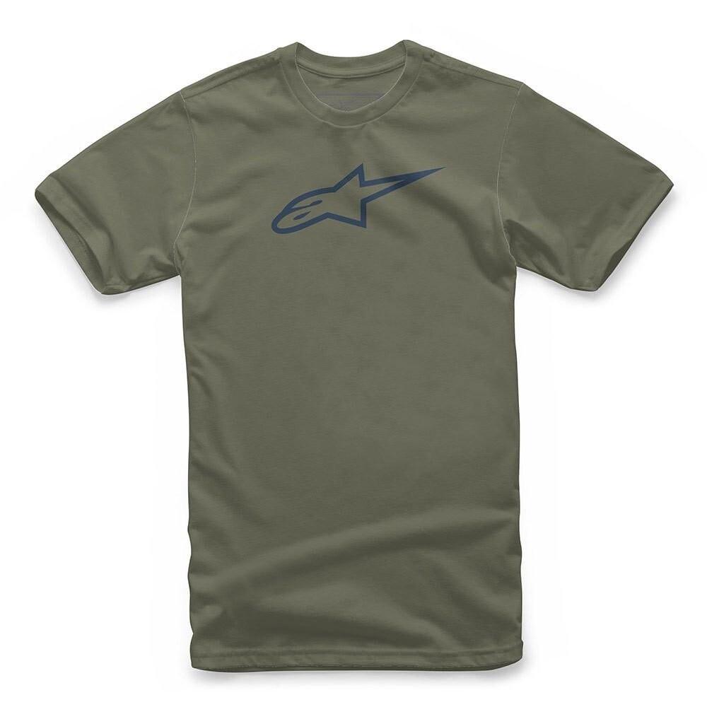 T-shirt Alpinestars Ageless Verde Militar