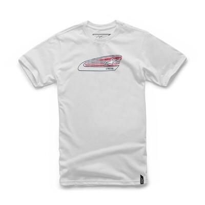 T-shirt Alpinestars Tanked Blanca