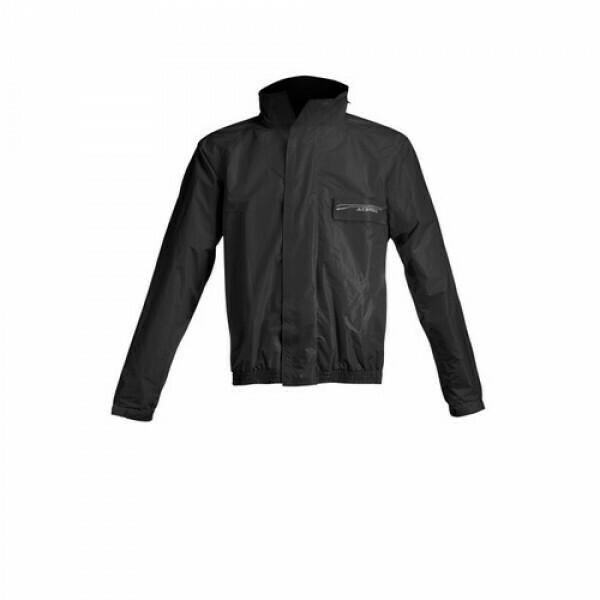 Traje Impermeable Acerbis Rain Logo Negro