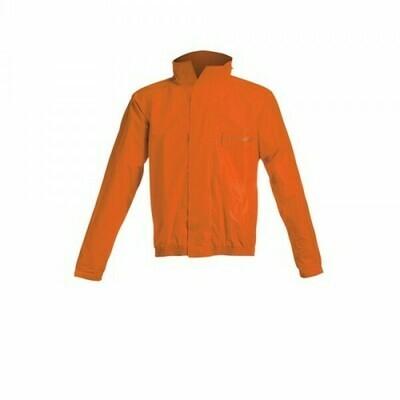 Traje Impermeable Acerbis Rain Logo Naranja