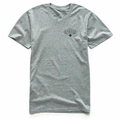 T-shirt Alpinestars Suit Gris