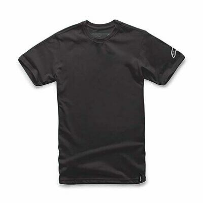 T-shirt Alpinestars Trackside negra